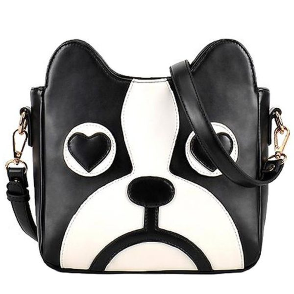 cute terrier bag