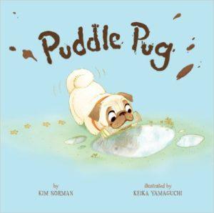 kids book dog pug puppy cute