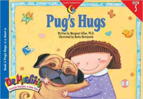 pugs hugs childrens book
