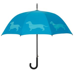 weiner dog doxie umbrella dachshund