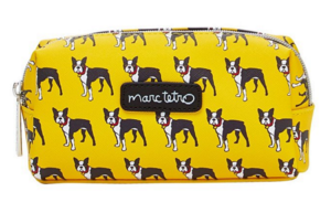 yellow Boston Terrier bag