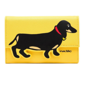 dog wallet dachshund