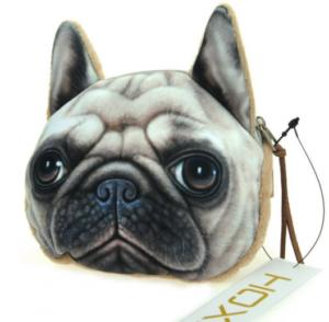 pug face coin purse (small)