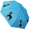 cute Boston Terrier rain umbrella