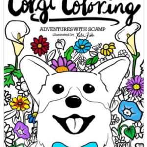 cute dog coloring books